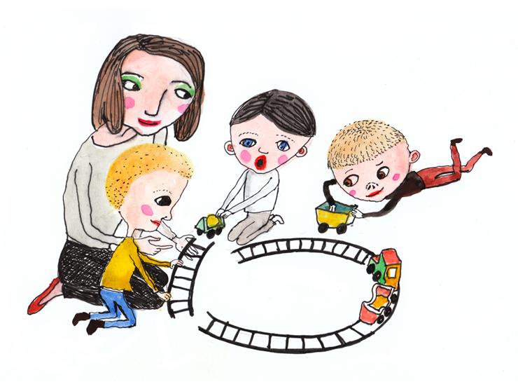 Clipart brn der leger clip transparent Clipart børn der leger - ClipartFox clip transparent