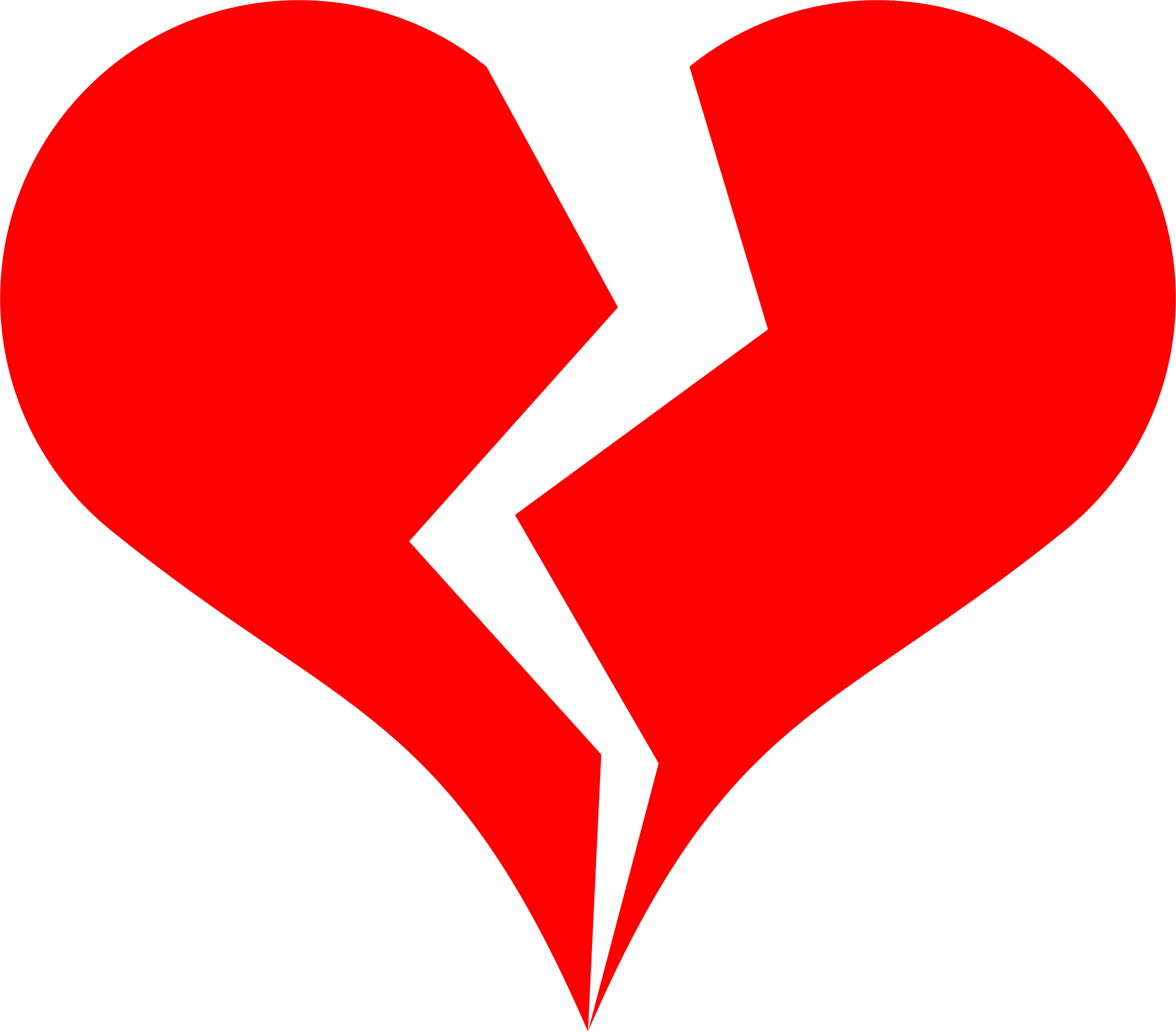 Clipart broken heart vector black and white Clipart - Broken heart vector black and white