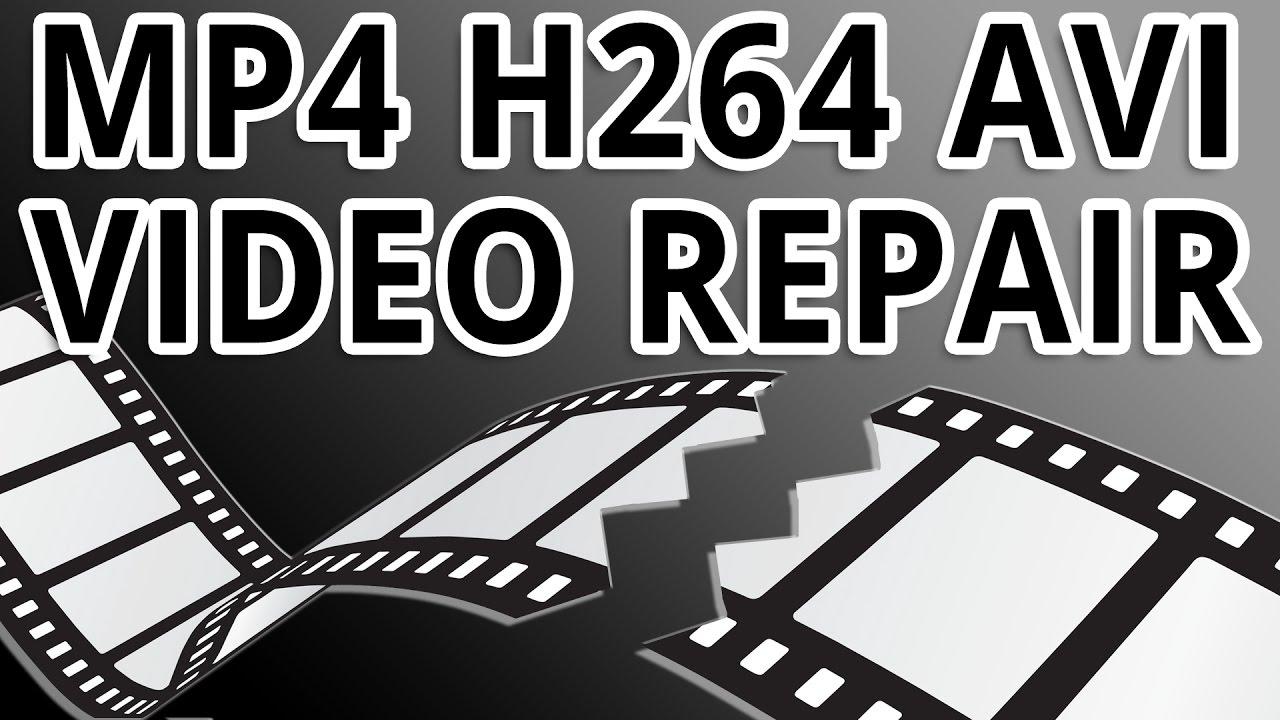 Clipart broken letter c that fixes itself banner transparent Video Repair Guide – Corrupted MP4 / AVI / H264 / H265 File Fix ... banner transparent