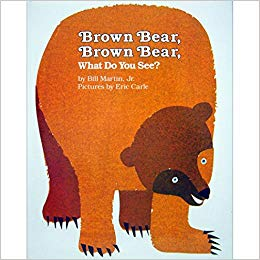 Clipart brown bear brown bear what do you see transparent download Amazon.com: Brown Bear, Brown Bear, What Do You See? (9780805002010 ... transparent download