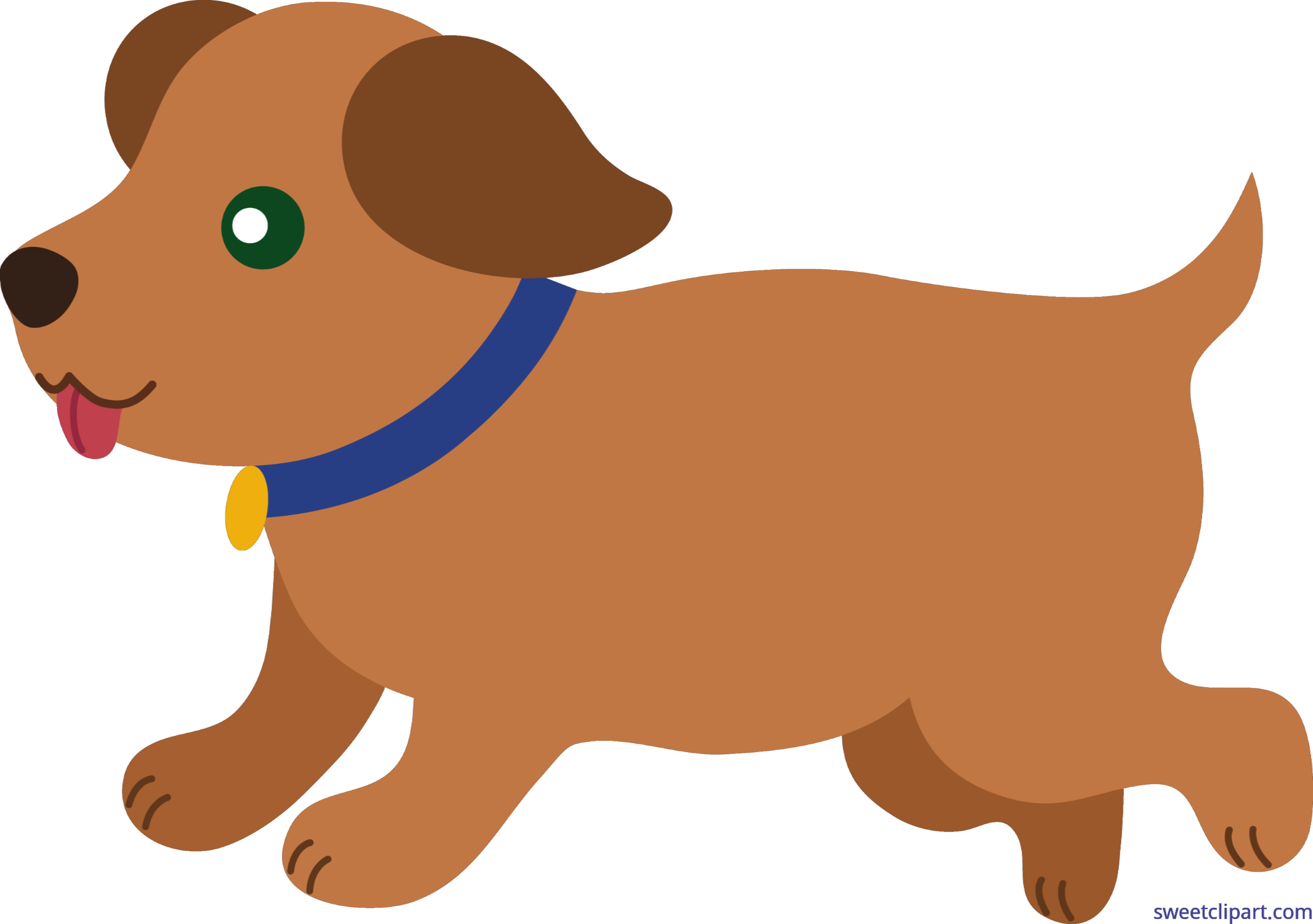 Halloween puppy clipart vector freeuse library Puppy Brown Clip Art - Sweet Clip Art vector freeuse library