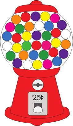 Clipart gumball banner royalty free download Free Gumball Machine Cliparts, Download Free Clip Art, Free Clip Art ... banner royalty free download
