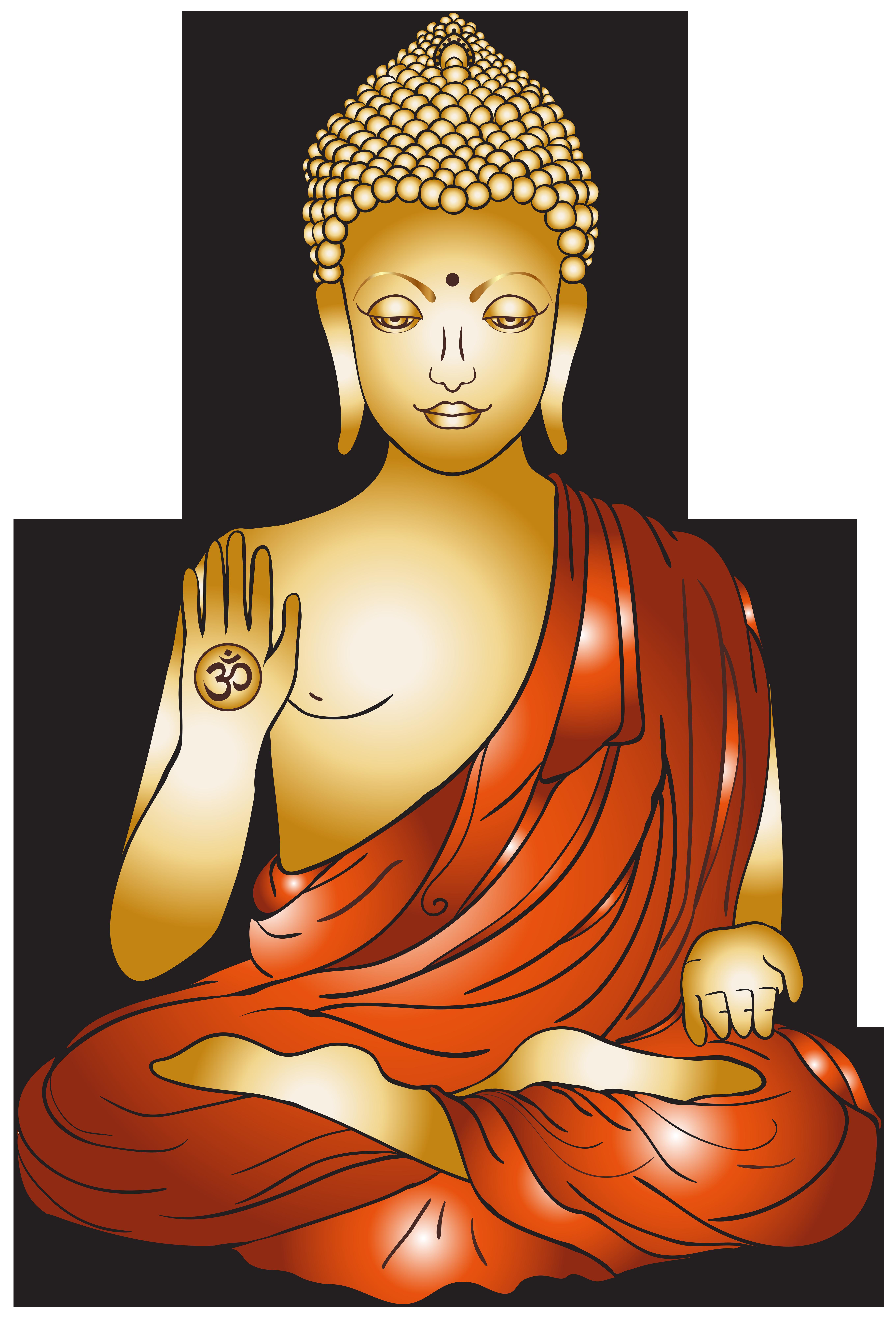 Clipart buddha svg free download Buddha PNG Clip Art - Best WEB Clipart svg free download