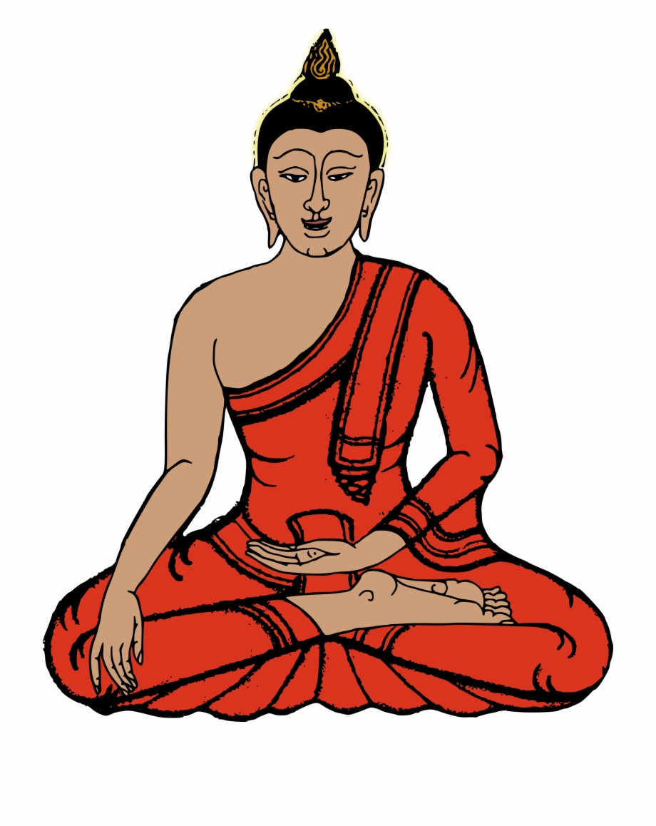 Clipart buddha clipart transparent library This Free Icons Png Design Of Sitting Buddha - Buddha Clipart Free ... clipart transparent library
