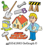 Clipart builder jpg Builder Clip Art - Royalty Free - GoGraph jpg
