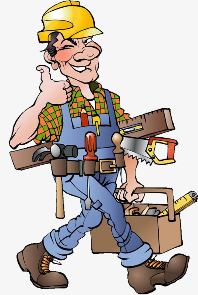 Clipart builder vector Construction Worker, Construction Clipart, Surveying Worker, Builder ... vector