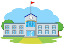 Clipart building. Free architecture and buildings