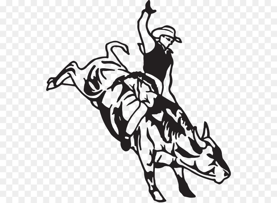 Clipart bull rider jpg free Horse Cartoon clipart - Rodeo, Drawing, Silhouette, transparent clip art jpg free