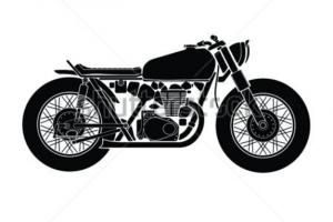 Clipart bullet bike clipart black and white stock Bullet bike clipart » Clipart Portal clipart black and white stock