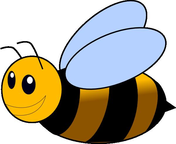 Clipart bumblebee clip art library stock Bumble Bee Clip Art at Clker.com - vector clip art online, royalty ... clip art library stock