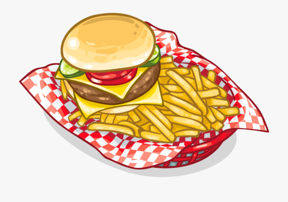 Hamburgers and fries clipart graphic library scfrenchfries #frenchfries #fastfood #hamburger #burger - Hamburger ... graphic library