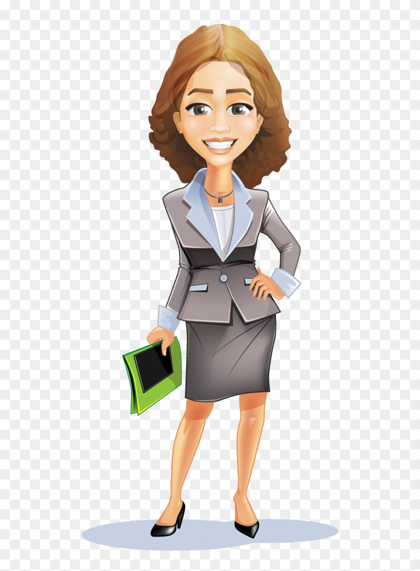 Women in a suit clipart png download Women Business Suit Clipart - Woman In A Business Suit Clipart, HD ... png download