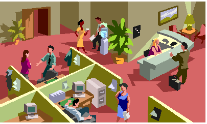 Office scene clipart image royalty free download 41+ Office Management Clipart   ClipartLook image royalty free download