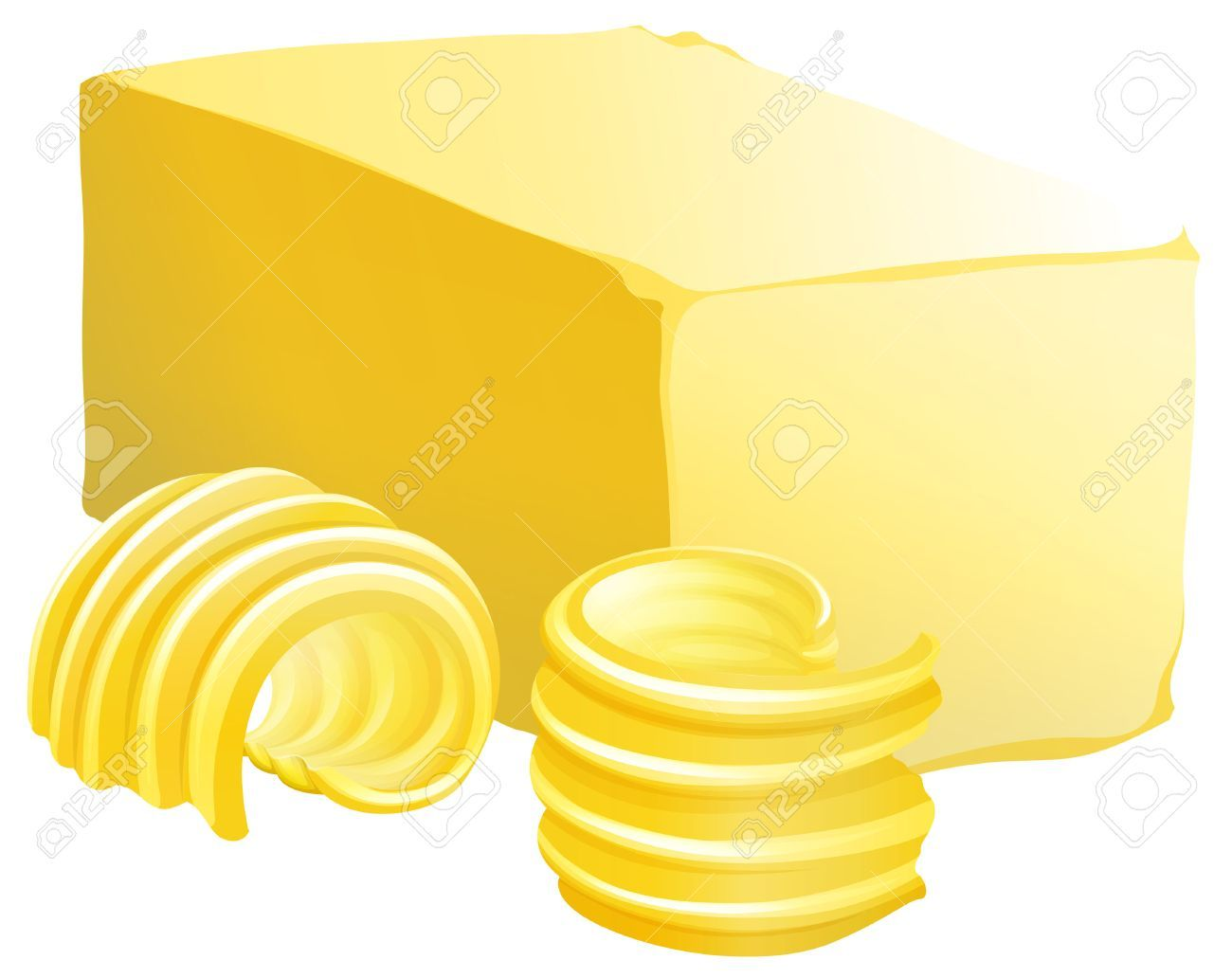 Clipart butter vector free library Clipart butter 6 » Clipart Portal vector free library