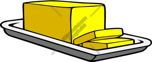 Clipart butter image library library Stick Of Butter Clipart | Free download best Stick Of Butter Clipart ... image library library