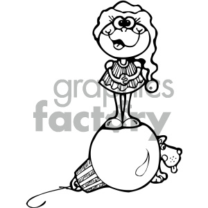 Clipart bw png library library cartoon clipart frog 007 bw . Royalty-free clipart # 404947 png library library