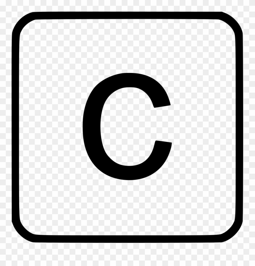 Clipart c library clip free Clipart Freeuse Library Alphabet Lowercase C Svg Png - Portable ... clip free