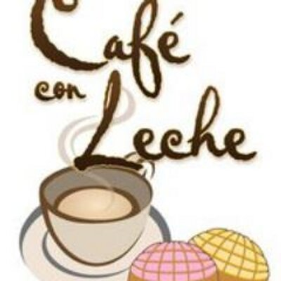 Clipart cafe con leche clip freeuse library Cafe Con Leche Radio on Twitter: \
