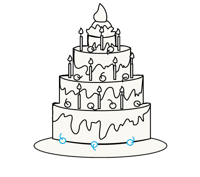 Slice of cake clip art jpg black and white stock Slice Of Cake Drawing at GetDrawings.com   Free for personal use ... jpg black and white stock