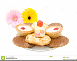 Clipart cakes and biscuits banner transparent library Clipart Cakes And Biscuits | Free Images at Clker.com - vector clip ... banner transparent library