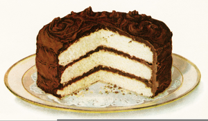 Clipart cakes and pies image free library Free Clipart Of Pies And Cakes | Free Images at Clker.com - vector ... image free library