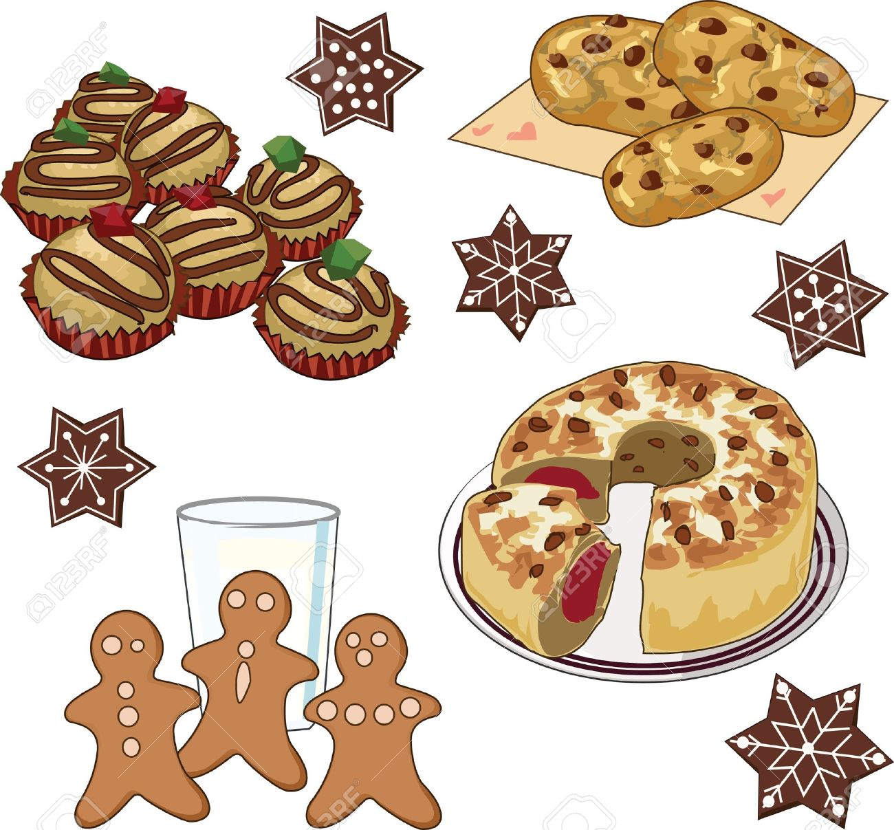 Clipart cakes and pies clip art stock Cake Pie Cliparts - Cliparts Zone clip art stock