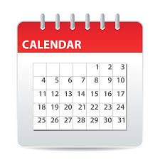 Clipart calendar august 2015 banner free library August 2015 calendar clipart - ClipartFest banner free library