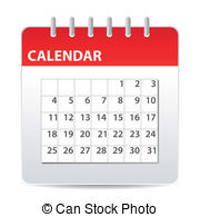 Clipart calendar free month image black and white Calendar Clipart and Stock Illustrations. 140,015 Calendar vector ... image black and white