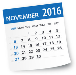 Clipart calendar november 2016 image download Photos, illustrations et vidéos de novembre image download