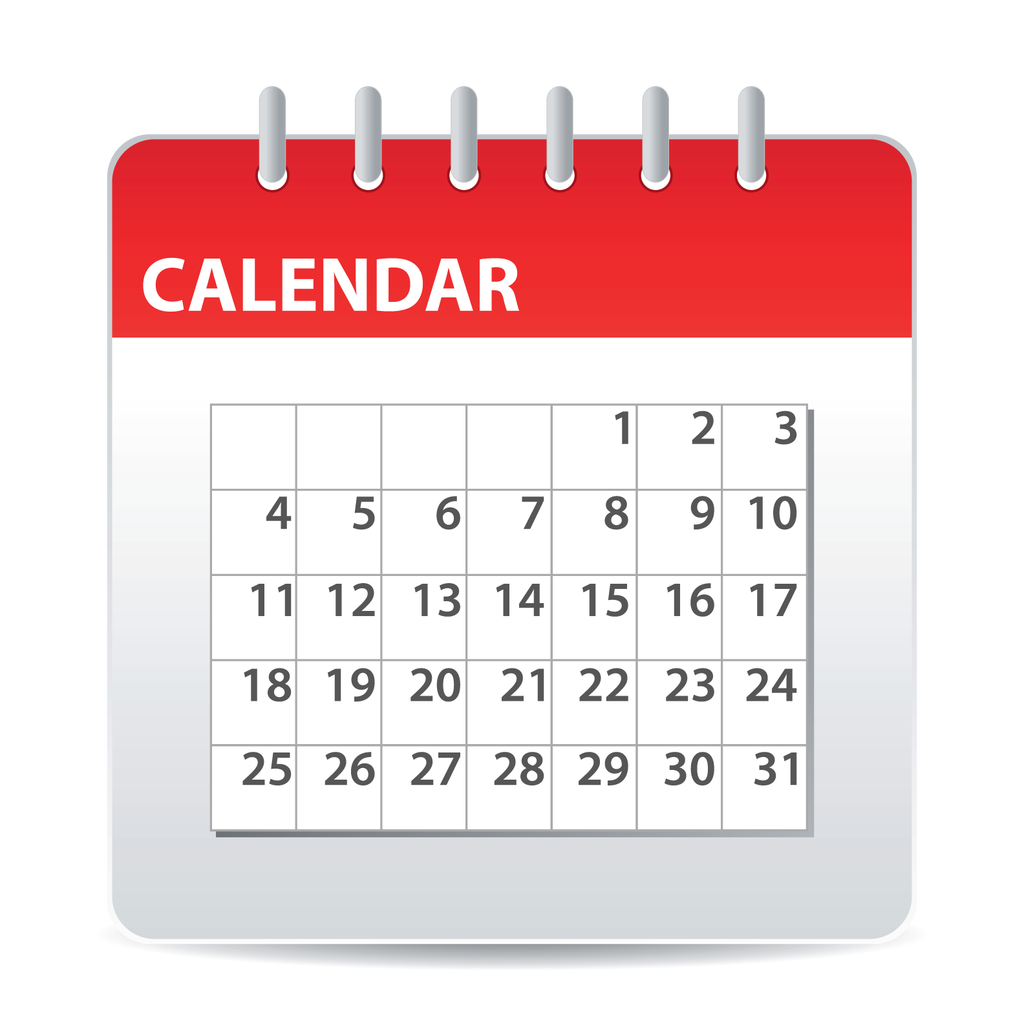 Clipart calendar october 2016 black and white stock Della Paviour | | Page 14 black and white stock