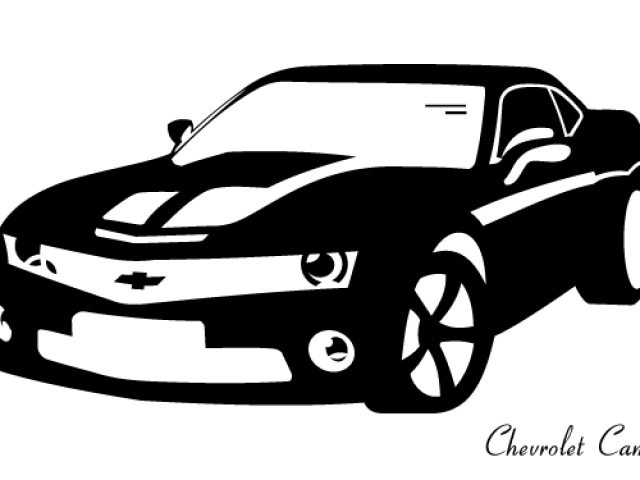 Clipart camaro black and white stock Free Camaro Clipart, Download Free Clip Art on Owips.com black and white stock