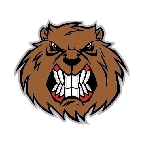 Clipart canada lacrosse beaver vector transparent download BEAVER-FRONT-C Clip Art - Get Started At ThatShirt! vector transparent download