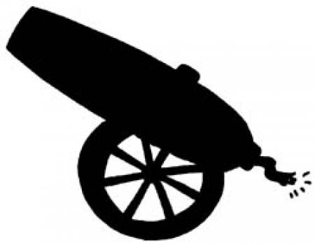 Cannon clipart clipart black and white library Cannon clipart - 29 transparent clip arts, images and pictures for ... clipart black and white library