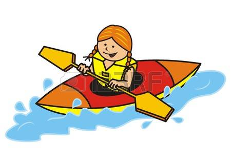 Library of clipart canoe kayak png files Clipart Art 2019