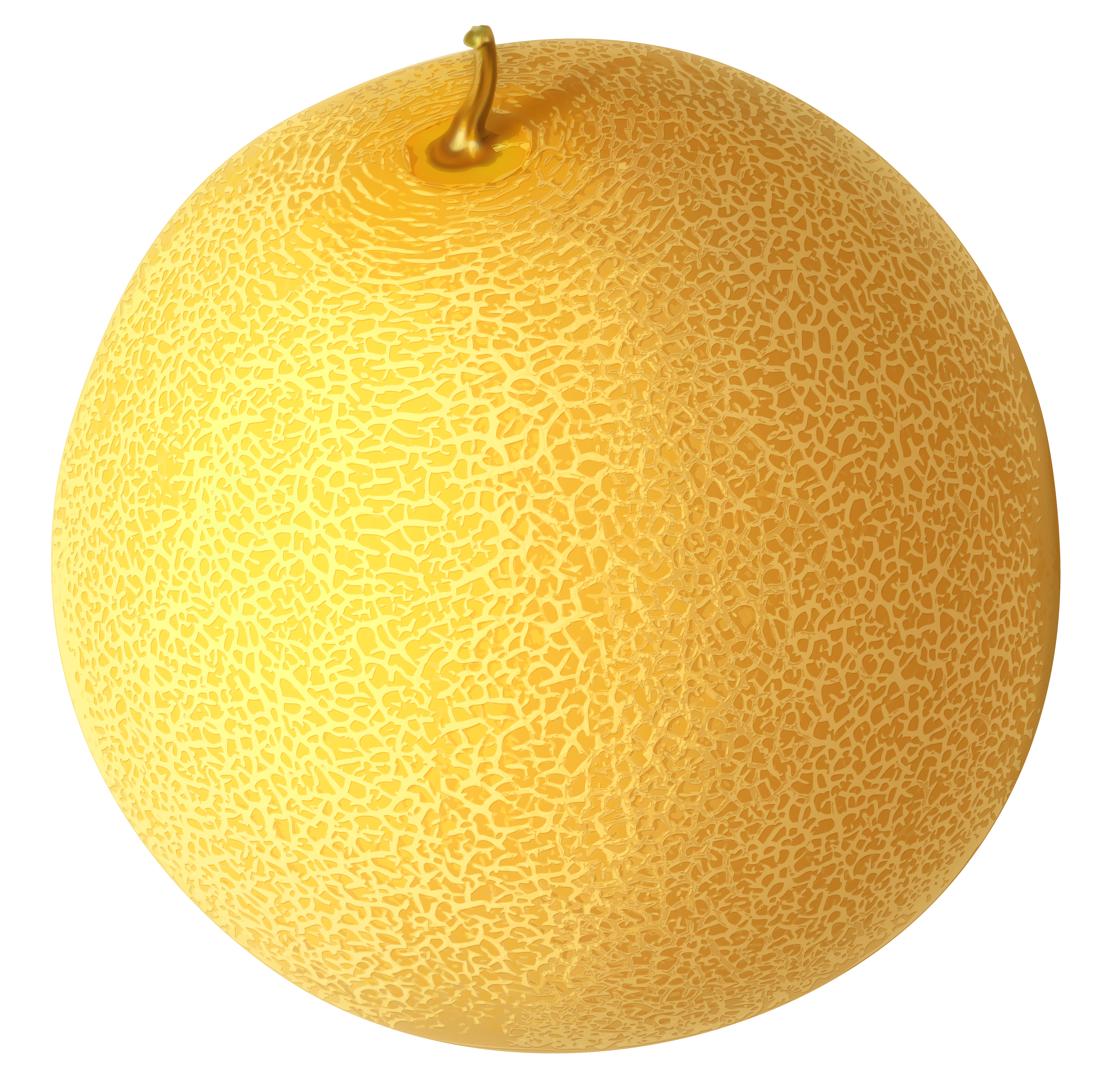 Clipart cantaloupe png library download Cantaloupe PNG Clipart Picture   Gallery Yopriceville - High ... png library download