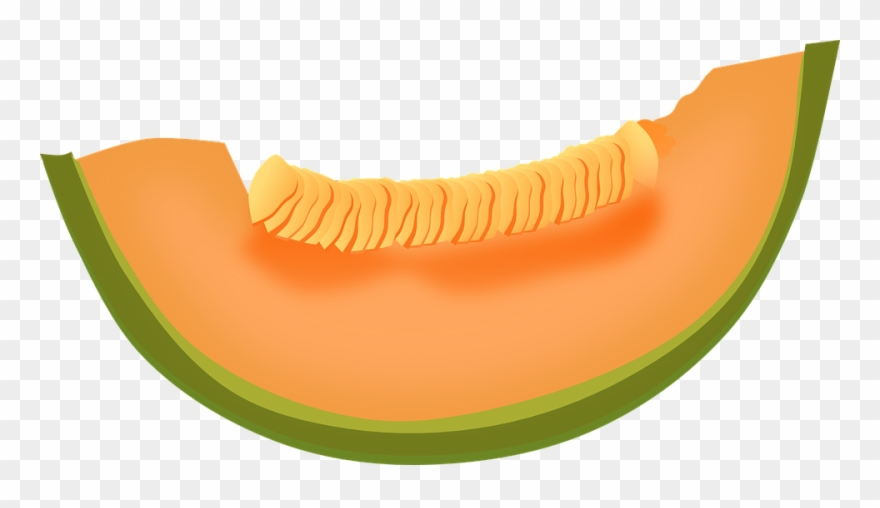 Clipart cantaloupe image library download Pink Guava Cliparts 17, Buy Clip Art - Cantaloupe Clipart - Png ... image library download
