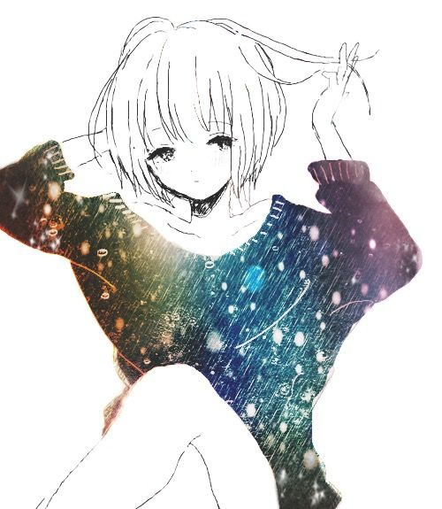 Clipart captured girl manga jpg free stock anime girl galaxy - Tìm với Google | Anime galaxy <3 | Pinterest ... jpg free stock