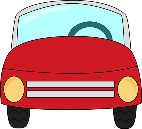 Clip art images red. Clipart car