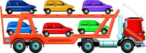 Clipart car carrier clipart transparent Free Car Hauler Cliparts, Download Free Clip Art, Free Clip Art on ... clipart transparent