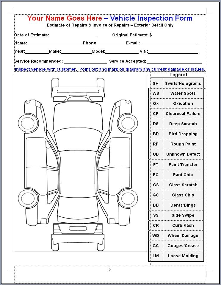 Clipart car inspection sheet jpg freeuse download Clipart car inspection sheet - ClipartFox jpg freeuse download