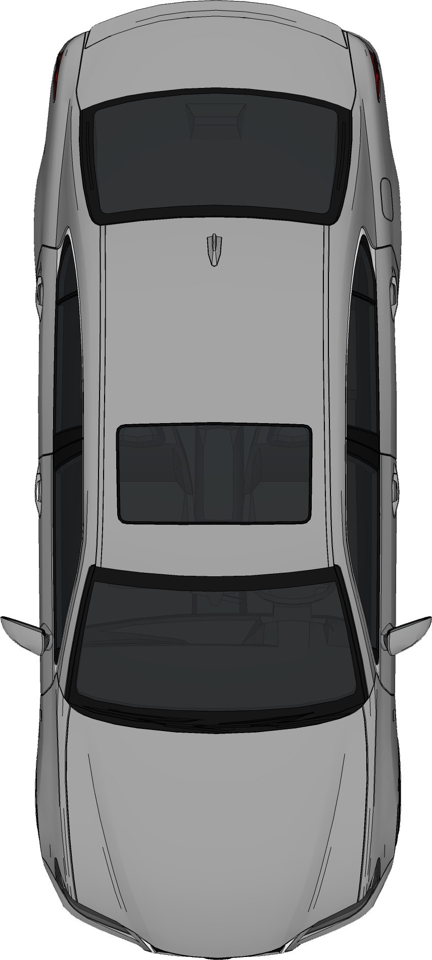 Clipart car top view vector library stock Car Clip art - bed top view 855*1899 transprent Png Free Download ... vector library stock