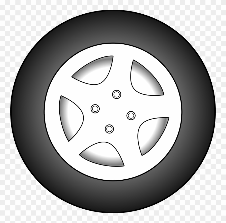 Tire clipart high resolution picture royalty free stock Tire Clip Art - Race Car Wheel Cartoon - Png Download (#34687 ... picture royalty free stock
