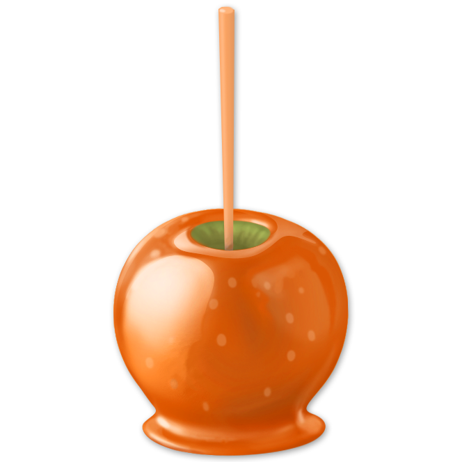 Clipart of caramel apple svg transparent library Caramel Apple | Hay Day Wiki | FANDOM powered by Wikia svg transparent library