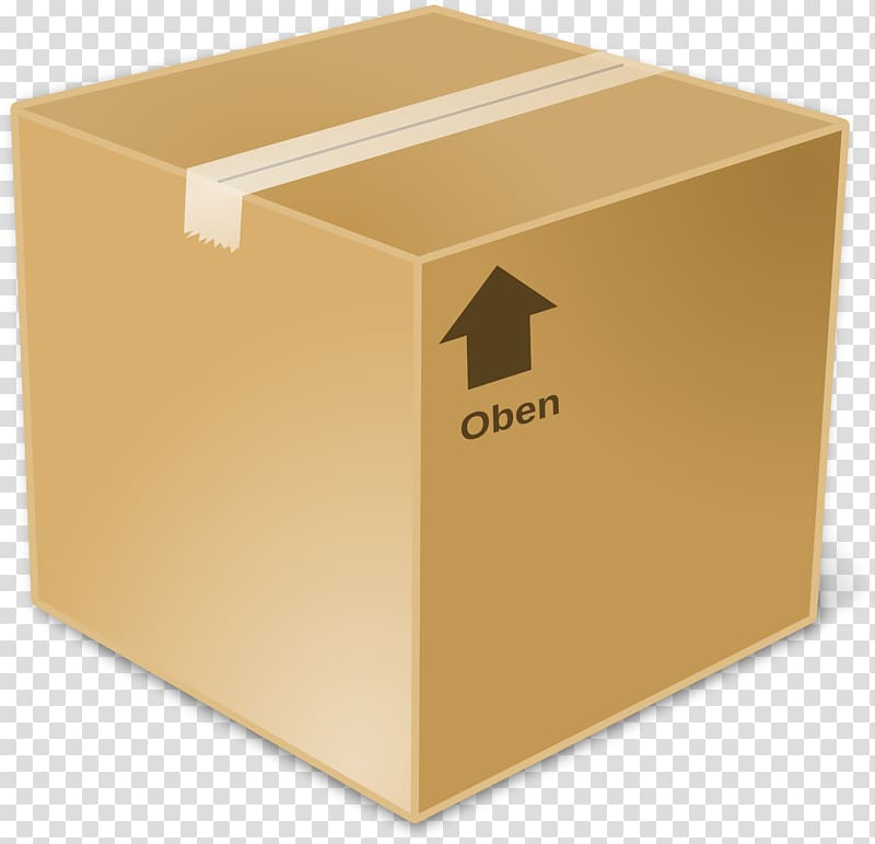 Clipart cardboard box free download Cardboard box Paper , Box transparent background PNG clipart | HiClipart free download