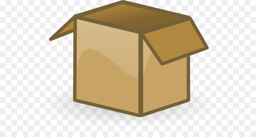 Clipart cardboard box clip art transparent Cardboard Box png download - 600*479 - Free Transparent Paper png ... clip art transparent