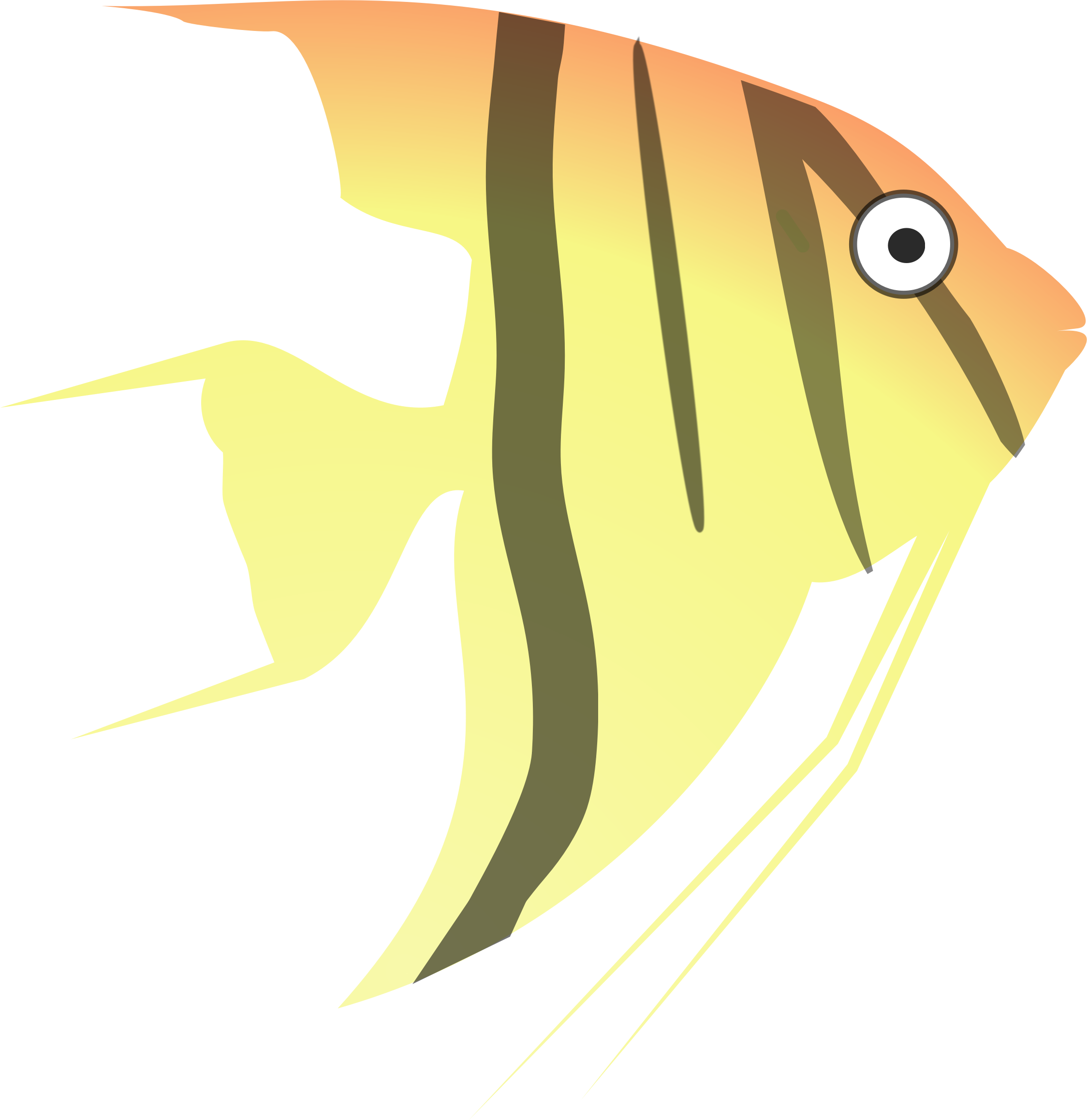 Clipart cartoon character of fish clipart transparent cartoon angel fish Icons PNG - Free PNG and Icons Downloads clipart transparent