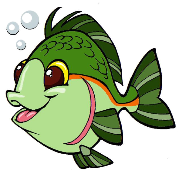 Clipart cartoon character of fish jpg freeuse download Pin by Marina ♥♥♥ on Mar II | Pinterest | Clip art, Fish and Rock ... jpg freeuse download