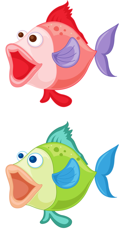 Fish clipart painting svg library download Pin by Mariana on Criaturas marinas | Pinterest | Clip art, Rock ... svg library download