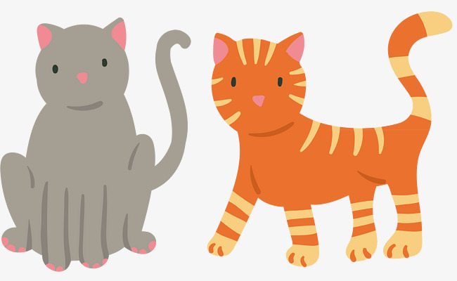 Clipart cartoon relaxed orange cat leaning on hand clip art free library The best free Cat vector images. Download from 1295 free vectors of ... clip art free library