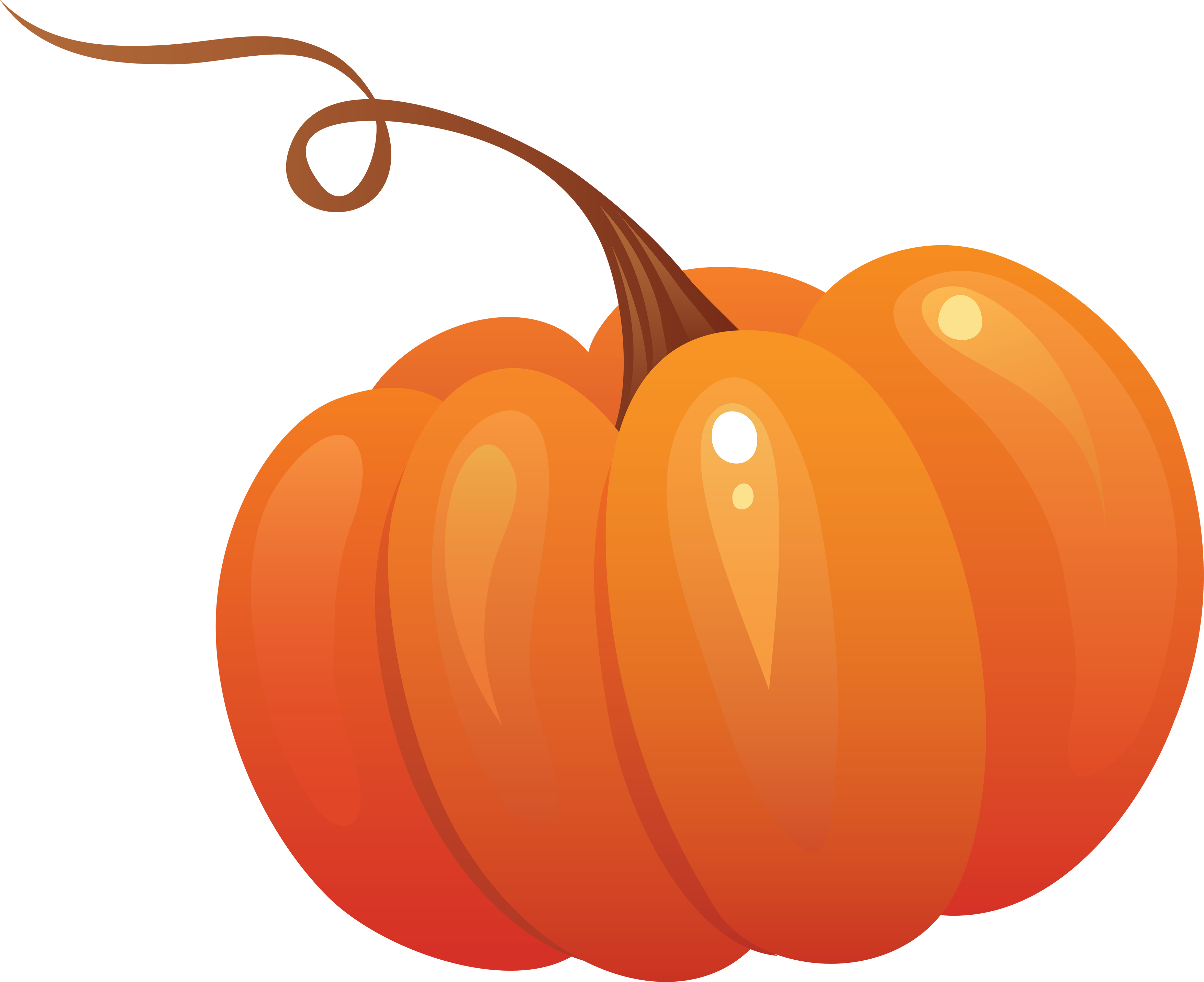 Clipart pumpkin sprout picture library Pumpkin Clipart Transparent Background Free collection | Download ... picture library